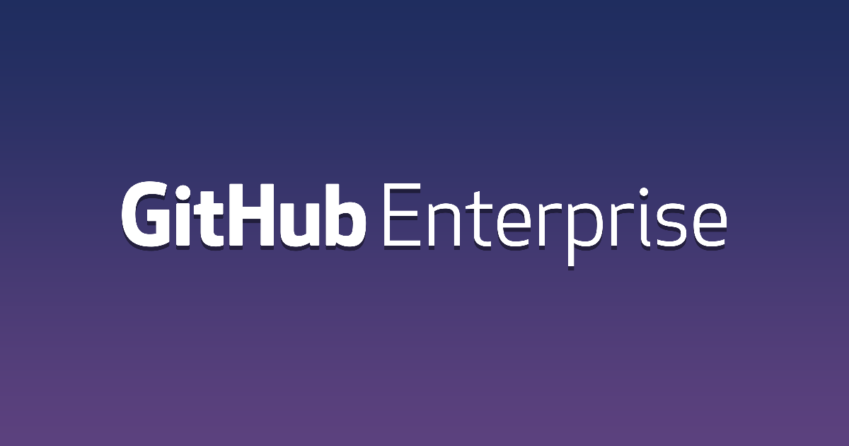 FAQ - GitHub Enterprise